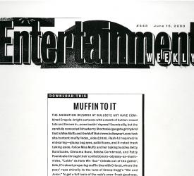 Entertainment Weekly Reviews Miss Muffy