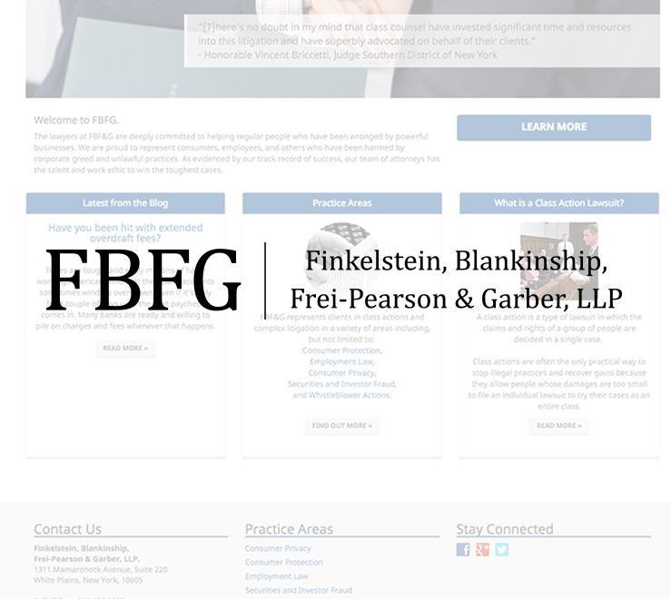 Finkelstein, Blankinship, Frei-Pearson & Garber